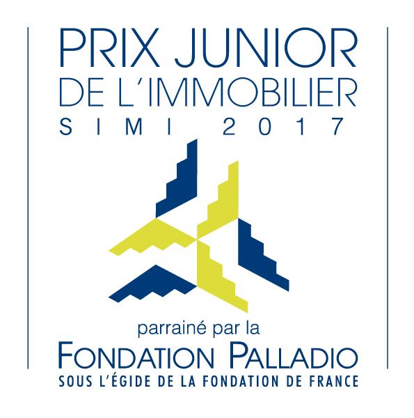 Prix junior de l immobilier fondation palladio for Salon de l immobilier paris 2017